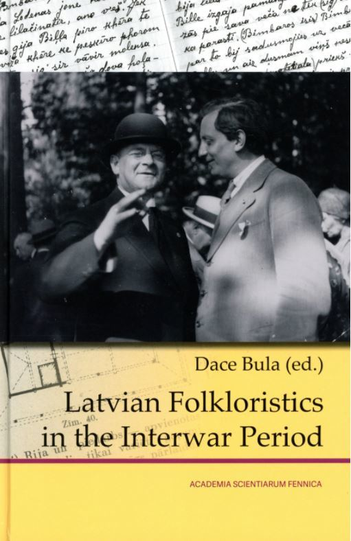 Latvian Folkloristics in the Interwar Period